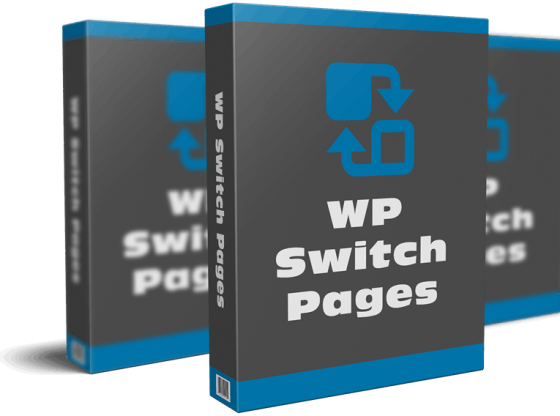 Switch Pages Wordpress Plugin