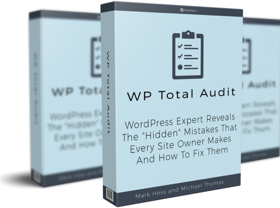 WP Total Audit Wordpress Plugin